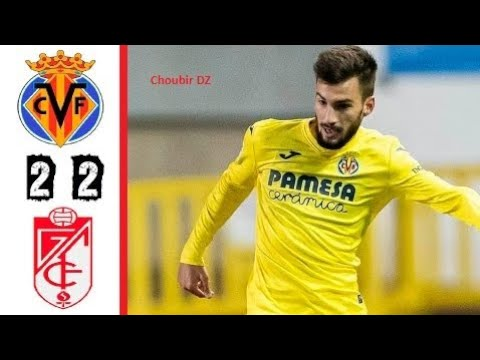 Villarreal vs Granada 2-2 La Liga ● 20/01/2021 HD