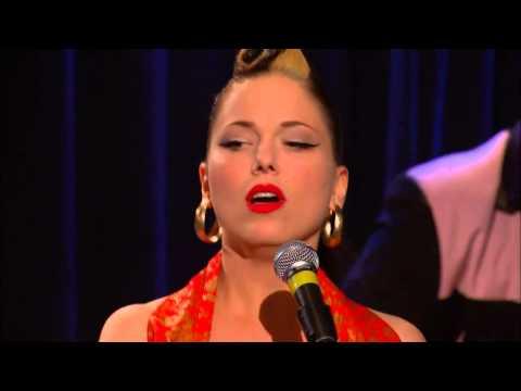 Jeff Beck & Imelda May - My Baby Left Me - Live - HD