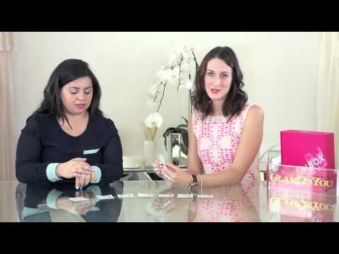 The May 2013 GlamBox: Vipera Cosmetics