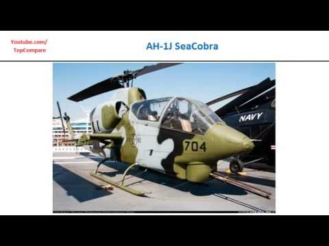 AH-1J SeaCobra compared with CAIC...