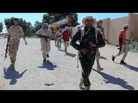 Λιβύη: Σφοδρές μάχες για τον έλεγχο της Σύρτης