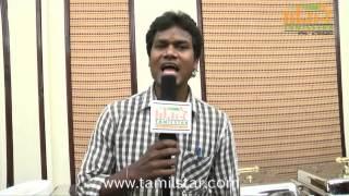 Mahalingam Speaks at Azhagan Murugan Movie Audio Launch