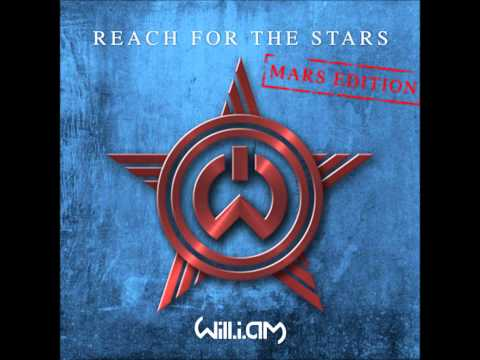 Reach For The Stars (Mars Edition) - Will.I.Am [OFFICIAL AUDIO HD]