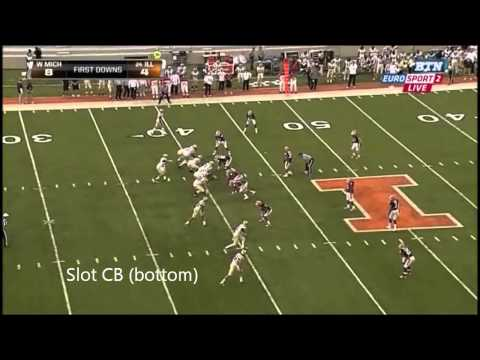 Tavon Wilson vs Western Michigan & Penn St. 2011 video.