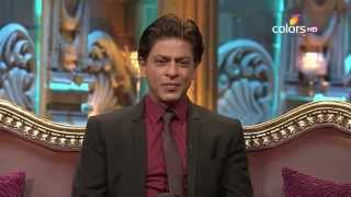 Shahrukh Khan In The Anupam Kher Show Part 1 - (6th July 2014)