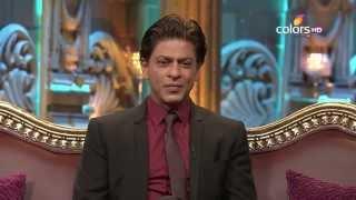 Shahrukh Khan In The Anupam Kher Show Part 1 - (6th July 2014)
