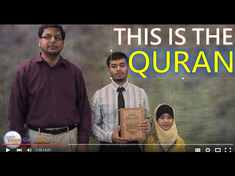 Video of What is Islam?