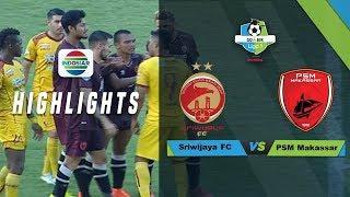 Sriwijaya FC (0) vs (0) PSM Makassar - Full Highlight   Go-Jek Liga 1 bersama Bukalapak