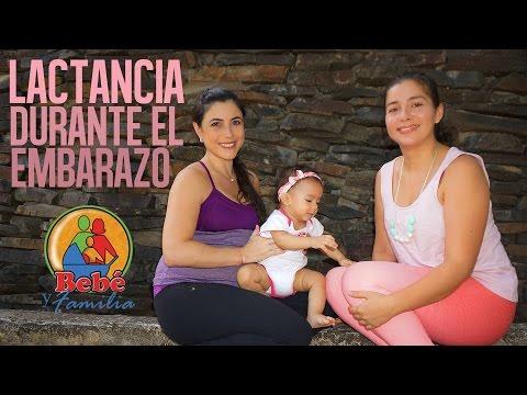 ¿Se puede dar lactancia materna durante el embarazo? Entrevista con Karina Jiménez
