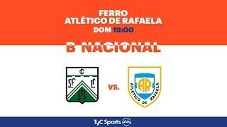 Primera B Nacional: Ferro vs. Atlético de Rafaela | #BNacionalenTyCSports