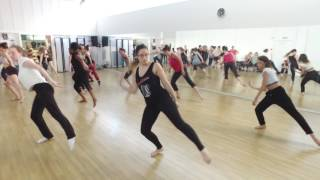 Stage Lyrical Jazz avec Morgane Lacroix