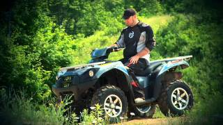 2. 2012 Kawasaki Brute Force 750i Test Ride
