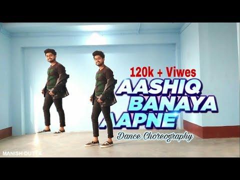 Aashiq Banaya Aapne | Dance Video | Hate story IV |Himesh Reshammiya Neha Kakkar Tanishk B Manoj M