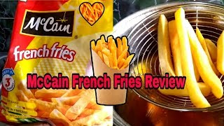 McCain French Fries 🍟 Review 🔥