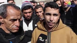 انعدام التنمية يدفع سكان بلدية سيدي نعمان الى الاحتجاج
