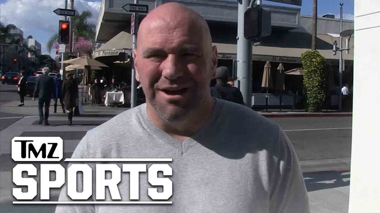 Dana White: Jon Jones & I Finally Spoke After 2 Years, Talked Comeback | TMZ Sports