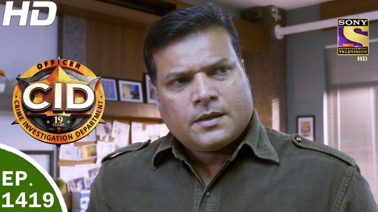 CID – सी आई डी – Ep 1419 – Khooni Safar (Part 2) – 23rd Apr, 2017