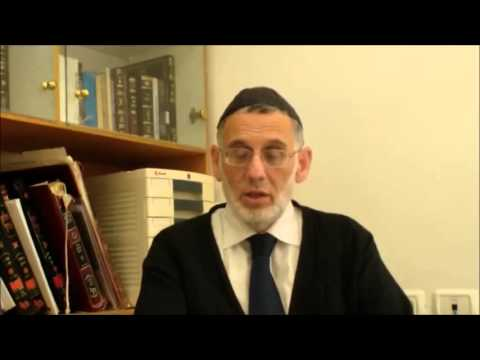 Le Rav Shaoul David Botschko sur la manifestation contre la réforme du service militaire en Israël