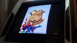 Mercs [mercs] (Arcade Emulated / M.A.M.E.) by JES