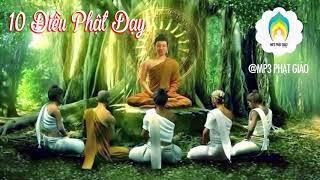 """Thập Thiện Nghiệp là 10 nghiệp lành.""""Nghiệp"""" là gì? """"Nghiệp"""" là tiếng người Trung Hoa dịch từ chữ Phạn Karma mà ra. Nó có nghĩa là tạo ác, hành động. Nghiệp có thể chia ra ba tánh cách: lành, dữ, hoặc không lành không dữ (vô ký). Lành, theo đạo Phật, nghĩa là có lợi ích cho chúng sinh trong hiện tại cũng như trong tương lai. Dữ, nghĩa là có hại cho chúng sinh trong hiện tại cũng như trong tương lai.Đức phật dạy con người phải nên giử thập giới ( thập thiện ) để có được phước báu nhân thiên mà tu học phật pháp. bởi thiếu phước báu nhân thiên thì chẳng thể tu tập giải thoát được...Hãy like đăng ký để theo dõi các video pháp âm mới nhất từ MP3 Phật Giáo."""