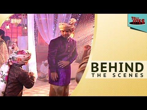 NaiRan Wedding Behind The Scenes of Swabhimaan