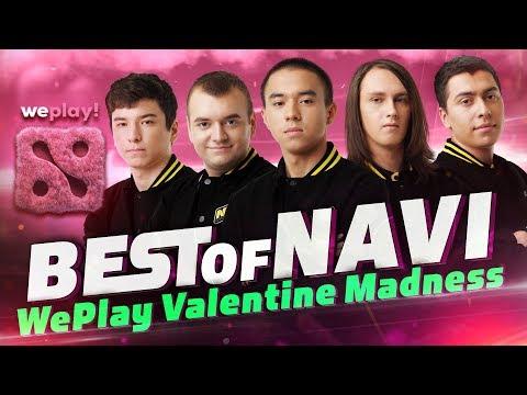 Best of NAVI at WePlay Valentine Madness
