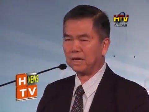 งานเสวนาเรื่อง สื่อเป็นโรงเรียนของสังคม By HTV NEWS