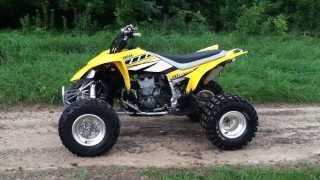 10. 2006 Yamaha YFZ 450 se very clean!