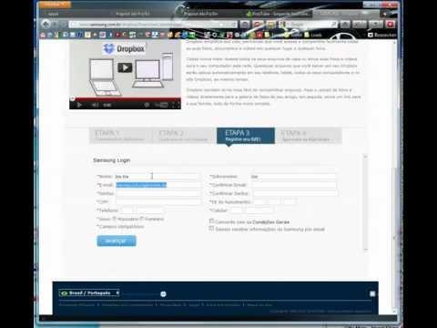 0 Dropbox verschenkt erneut Speicher: 2GB als brasilianischer Samsungbesitzer... oder mit Trick
