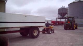 8. Can-am Renegade Pulls Over 13,000 LBS