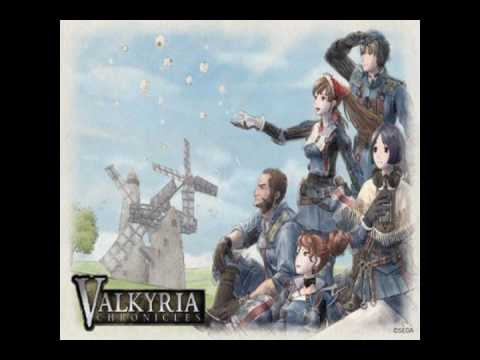 Valkyria Chronicles OST 09 Daily Life of the 7th Platoon