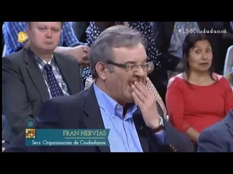 西班牙政客在辯論賽中只用了15秒這一招竟把對手嚇呆了!!