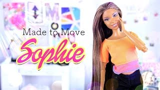 Download Youtube: DIY - Custom Doll:  Made to Move Sophie | Plus ALL the past Sophie Dolls! - Handmade - Crafts