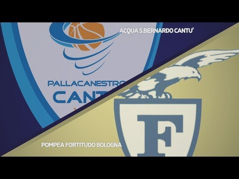 Fortitudo, gli highlights del match contro Cantù