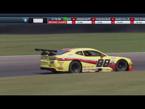 Recap: Berryman Trans Am at the Brickyard