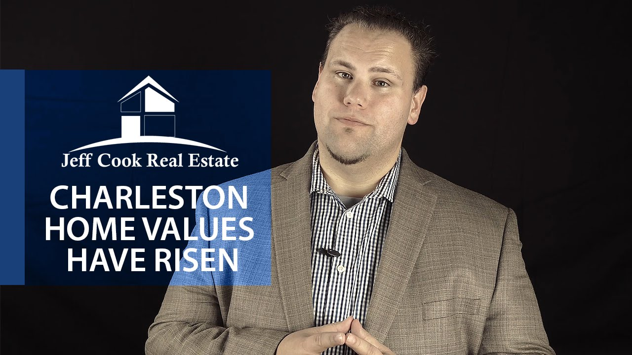 Your Charleston Homes Value Has Probably Risen