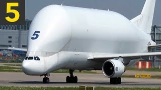 Video Top 5 Abnormally LARGE Planes you Wouldn't Believe can Fly MP3, 3GP, MP4, WEBM, AVI, FLV Agustus 2019