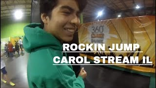 Carol Stream (IL) United States  City new picture : ROCKIN JUMP TRAMPOLINE PARK EDIT (CAROL STREAM, IL)