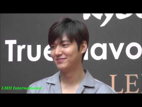 Lee Min Ho Successful Fan…