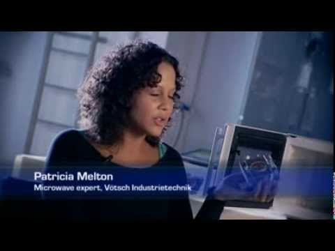 HEPHAISTOS Industrial Microwave Oven - Open