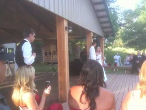 The Wedding Rap - Rap for Jeff and Meloney's Wedding