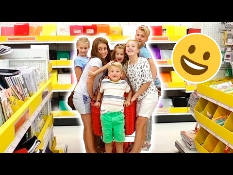🎒Back to School Supplies for SIX Kids! (Giveaway)