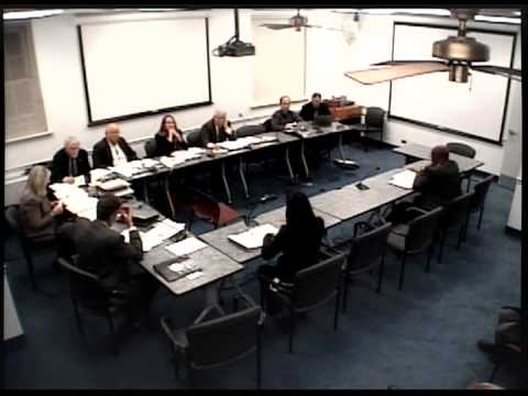 City Council Work Session, April 1, 2013
