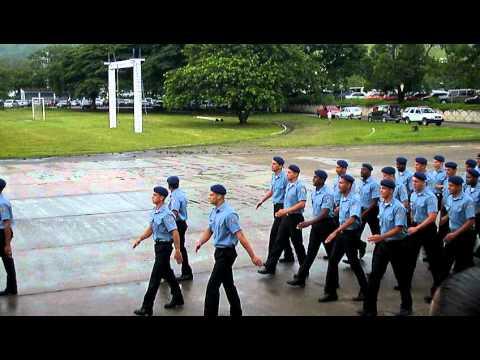 FORMATURA DA 3° CIA 2012 - CFAP