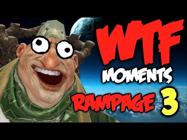 Dota 2 - Bristleback RAMPAGE - YouTube