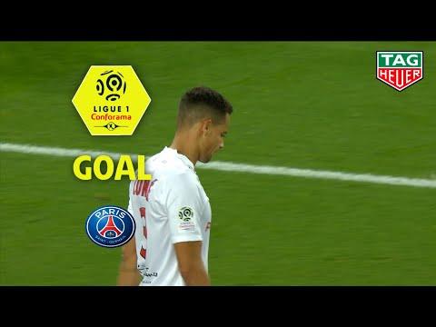 Goal Daniel CONGRE (44') / Paris Saint-Germain - Montpellier Hérault SC 5-0 PARIS-MHSC/ 2019-20