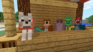 Minecraft Xbox - Cat And Mice [183]