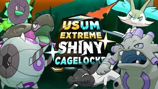 A 6v6 CAGEMATCH! WHO IS GOING DOWN? Pokemon Extreme Shiny CageLocke! by PokeaimMD