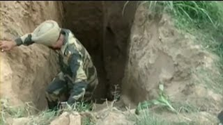 Security forces discover tunnel connecting India to Pakistan at Jammu
