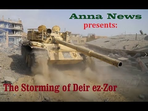 """The Storming Of Deir Ez-Zor"" 
